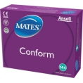 Click for more info about Mates Conform Condoms (singles)