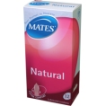 Click for more info about Mates Natural Condoms 15 Pack