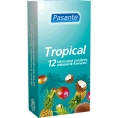 Click for more info about Pasanté Tropical Flavoured Condoms 15 Pack